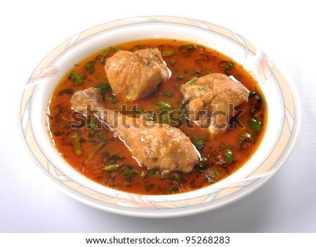 Chicken Curry im-6 - stock photo
