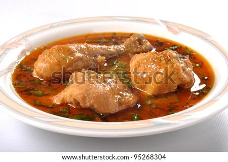 Chicken Curry im-10 - stock photo