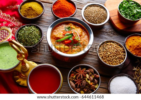 Chicken jalfrazy indian food recipe spices foto de stock libre de chicken jalfrazy indian food recipe with spices on wooden table forumfinder Gallery