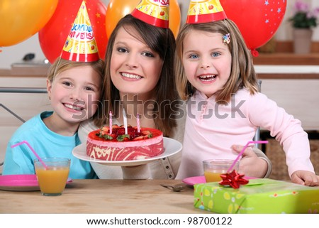 Child's birthday