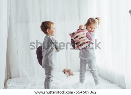 Kids Pajamas Stock Images Royalty Free Images Amp Vectors Shutterstock