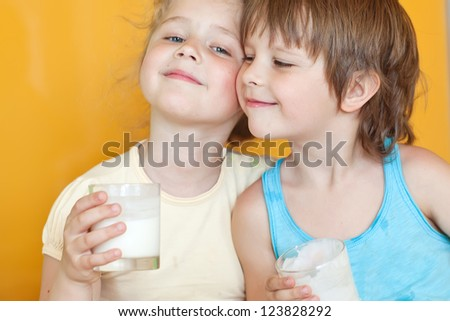 Children milk