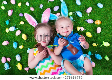 Chocolate Rabbit Stock Images, Royalty-Free Images & Vectors ...