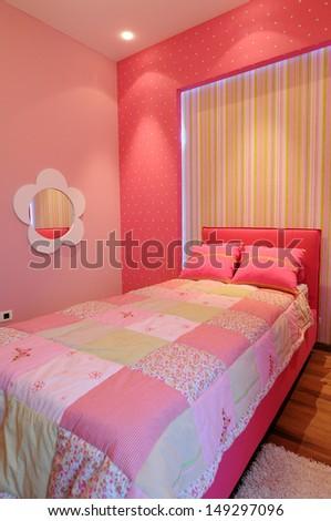 children room - stock photo