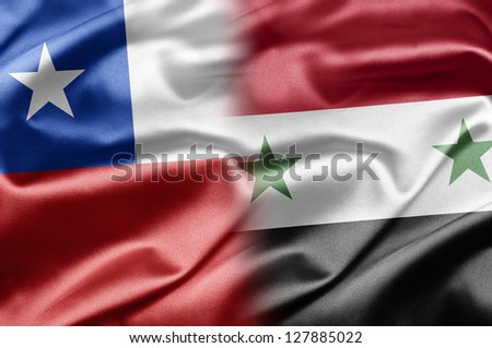 Chile and Syria