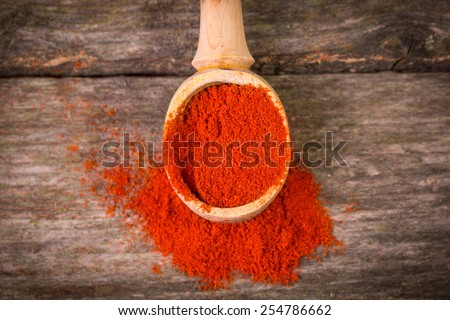 chilli pepper - stock photo