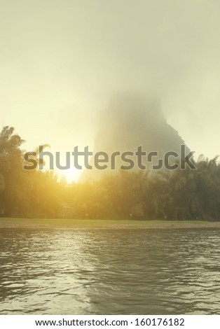 China Guilin Scenery
