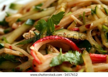 Chinese Dish 2 - stock photo