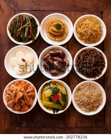 Stock photos royalty free images vectors shutterstock for Asian cuisine appetizers