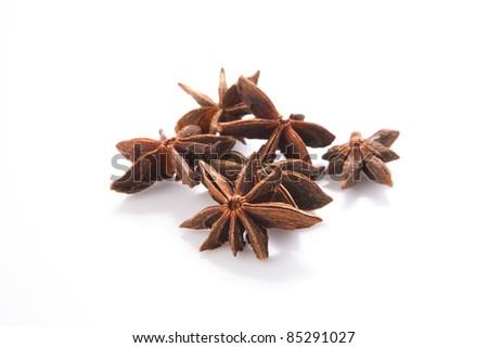 Chinese herbal medicine - stock photo