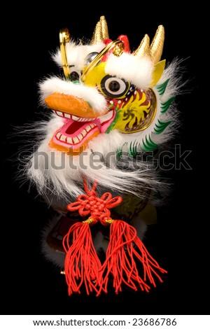Chinese New Year Dragon - stock photo