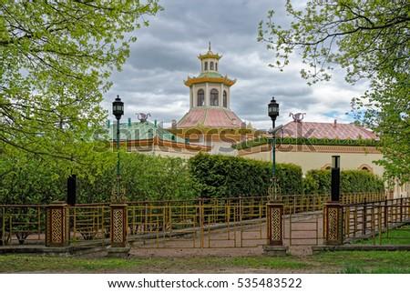 Tsarskoe Selo Stock Photos, Royalty-Free Images & Vectors ...