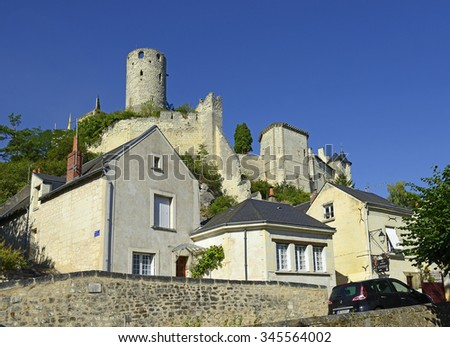 chateau chinon ville stock photos images pictures shutterstock. Black Bedroom Furniture Sets. Home Design Ideas