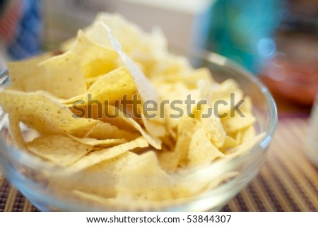 Chips - stock photo
