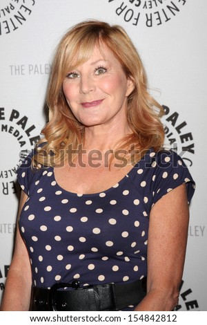"Chloe Webb at the PaleyFest Fall Flashback - ""China Beach,"" Paley Center For Media, Beverly Hills, CA 09-13-13"