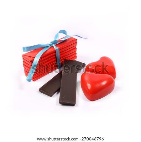 Chocolate  - stock photo