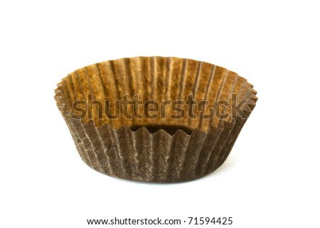 chocolate candy paper wrapper - stock photo