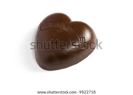 chocolate heart (candy)