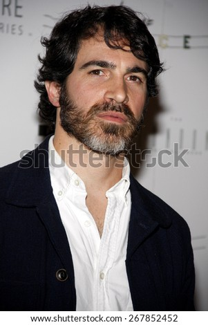 "Chris Messina at the Los Angeles premiere of ""Alex Of Venice"" held at the London Hotel in Los Angeles, USA on April 8, 2015."