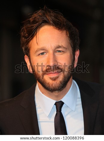 Chris O'Dowd arriving for the London Film Festival screening of The Sapphires, at Odeon West End, London. 15/10/2012 Picture by: Alexandra Glen