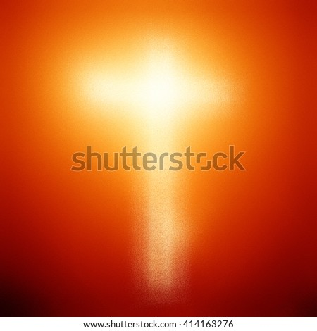 Christianity representation - stock photo