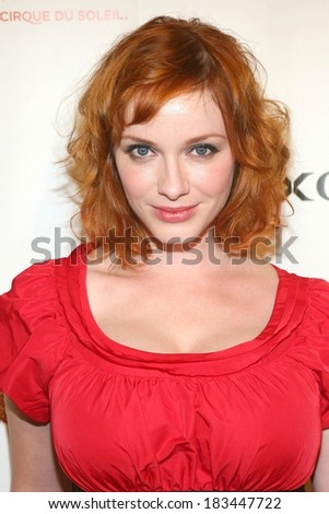 Christina Hendricks age