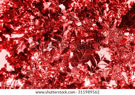 Christmas and festive holiday background / Festive background / Ideal for promoting christmas, festive occasions and holiday theme - stock photo