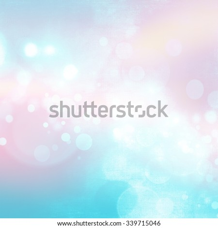 Christmas background. Festive abstract textured background with bokeh defocused lights and stars - stock photo
