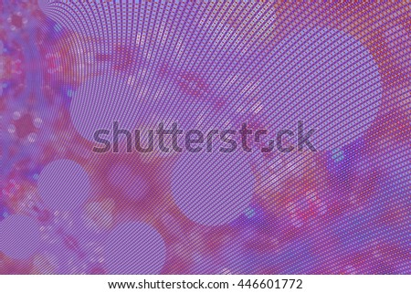 Christmas background. Festive abstract  with bokeh defocused lights and stars - stock photo