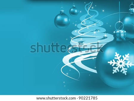 Christmas.  Background for your design. Happy new year.