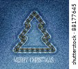 Christmas background.Jpeg version. Eps10 - stock photo