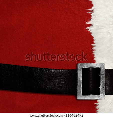 christmas background or texture - stock photo