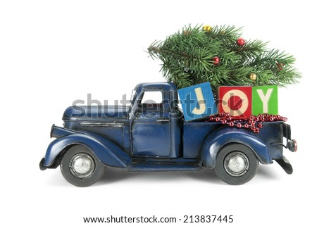 Christmas Background Pickup With Decoration