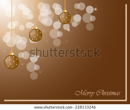 Christmas background template for  seasonal cards and event, posters.