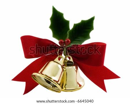 Christmas bells - stock photo