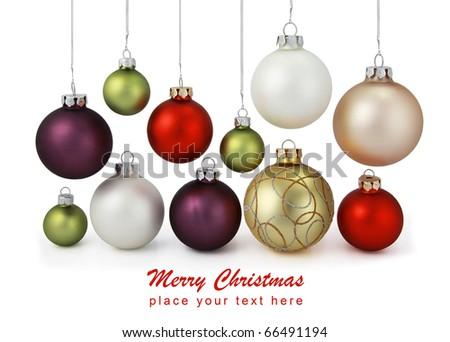 "Christmas card"" - stock photo"