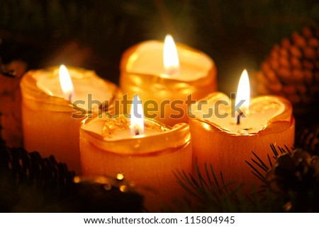 Christmas decoration ,Advent