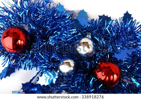Christmas Decoration. Holiday Decorations