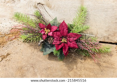 christmas-decoration/rustic-oak-background