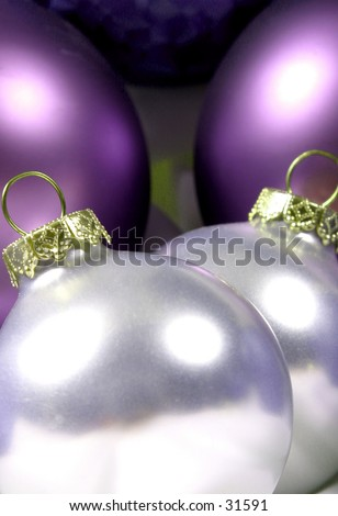 Christmas Decorations 8 - stock photo