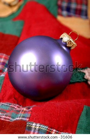 Christmas Decorations 15 - stock photo