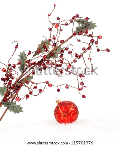 Christmas Design - stock photo