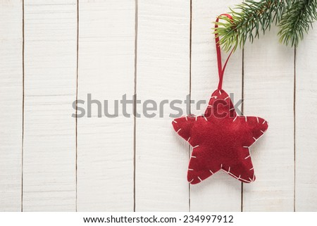 Christmas Holiday Background   - stock photo
