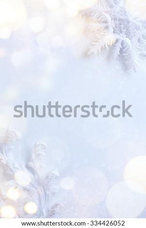 christmas holidays lights;  - stock photo