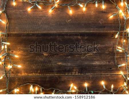 christmas light background, colorful light version available - stock photo