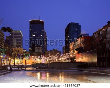 christmas lights in minneapolis - Christmas Lights Minneapolis