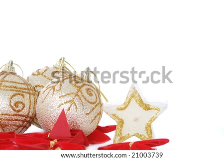 Christmas - New Year - Holiday decoration