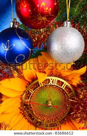 Christmas original concept - stock photo
