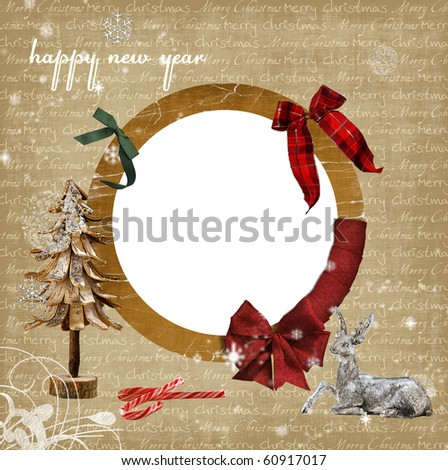Christmas Photo Frame