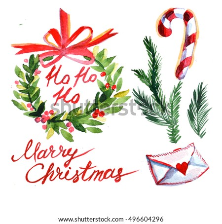 Christmas Letter Stock Photos, Royalty-Free Images & Vectors ...